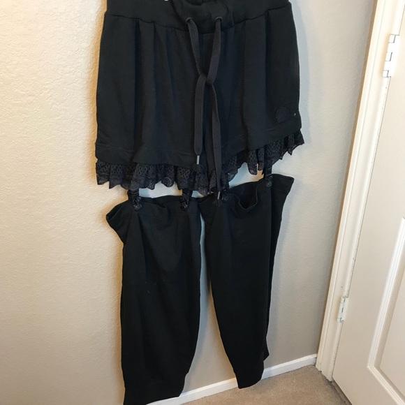 b006973c0916 Fenty Puma Suspenders Sweat Pants. M 5b727947cdc7f7c718868d6c